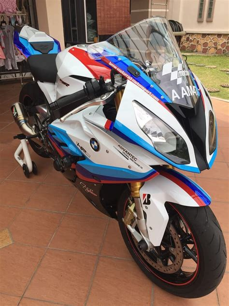 Bmw S1000rr 2015 Aufkleber by Bmw S1000rr 2015 2016 Official Motogp Safety Bike Fairing