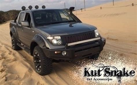 Awning Tents Kut Snake Abs Flares For Nissan Navara D40 2005 2015