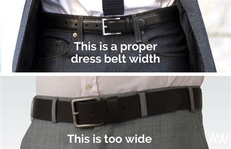 the best dress casual belts for s wardrobe