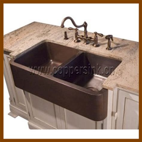 kitchen sink cheap cheap copper kitchen sink double bowls kitchen copper sink