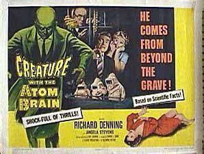 creature   atom brain