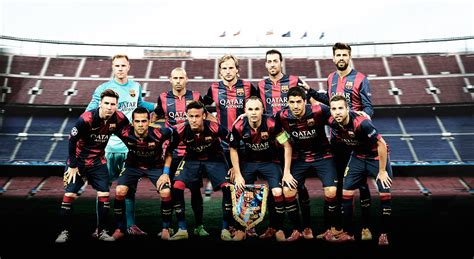 fc barcelona team wallpapers weneedfun