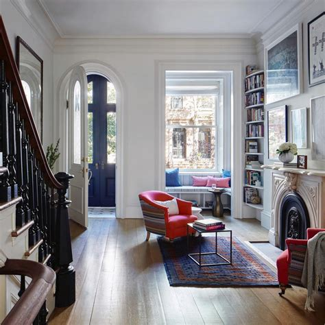 home design firm brooklyn 4 story italianate row carroll gardens townhouse in brooklyn new york redesigned by lang