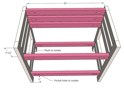 american girl doll bed plans ana white doll bunk beds for american girl doll and 18
