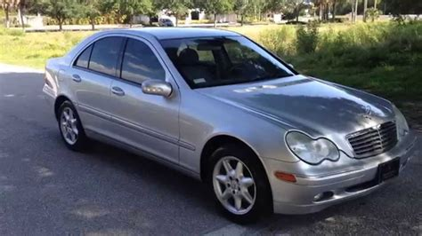 Mercedes C240 2003 by 2003 Mercedes C240 View Our Current Inventory At
