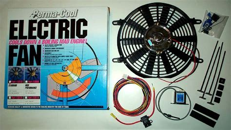 electric fan installation chicagoland mg driveline