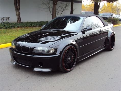2006 bmw m3 convertible for sale 2006 bmw m3 convertible smg trans navi one of a