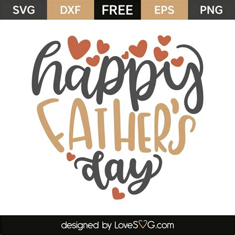 2018 fathers day happy s day lovesvg