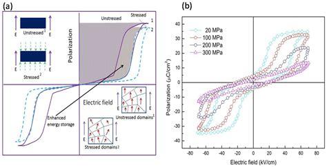 capacitor polarization ferroelectric materials free text anti ferroelectric ceramics for high energy density capacitors html