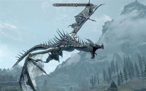 draghi volanti dragonborn 232 il nuovo dlc di skyrim per cavalcare draghi