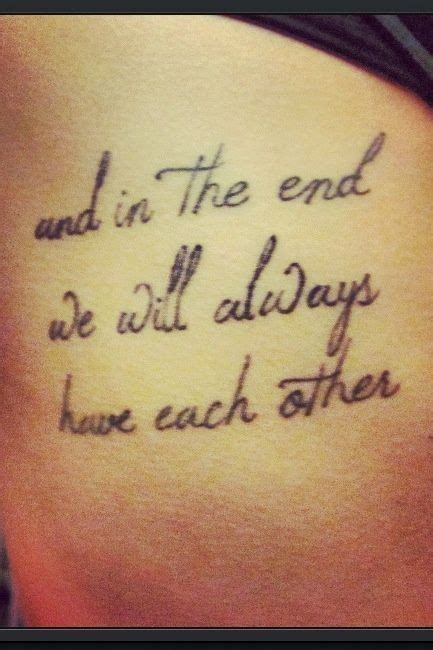 brother and sister tattoos quotes quote tattoos on tattoos