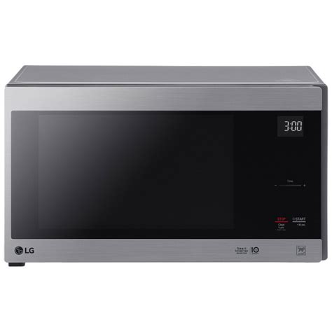 Microwave Lg Type Ms2147c lmc1575st lg appliances 1 5 cu ft 1200w ct microwave