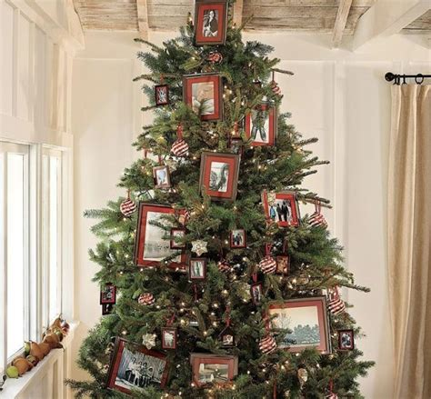 how to decorate your tree without traditional ornaments