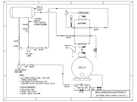 boiler room schematic water boiler piping schematic boiler