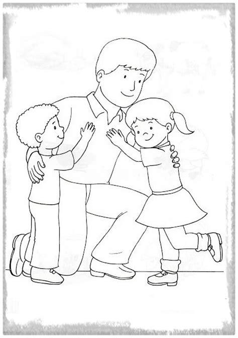 imagenes sobre la familia para dibujar imagenes de una familia unida para colorear archivos