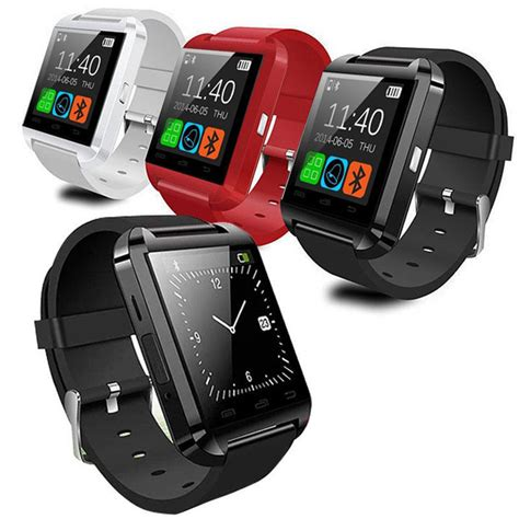 smart watches for android wholesale 2015 u8 bluetooth smart wristband watches for samsung android phone smartwatches