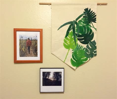 Diy Tropical Leaves Art Think Crafts By Createforless | diy tropical leaves art think crafts by createforless