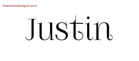 design my name tattoo online free vintage name designs justin free printout free