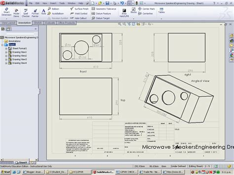 free download engineering drawing templates programs