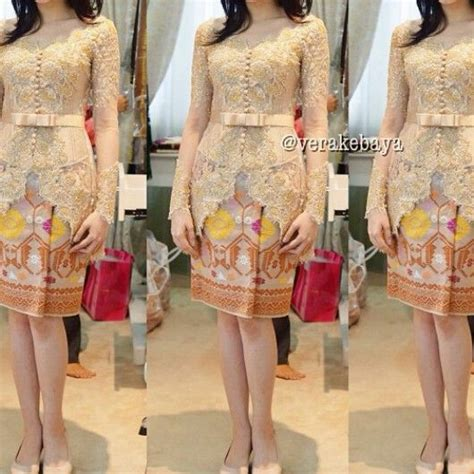 trend kebaya pendek 17 best images about kebaya on pinterest javanese