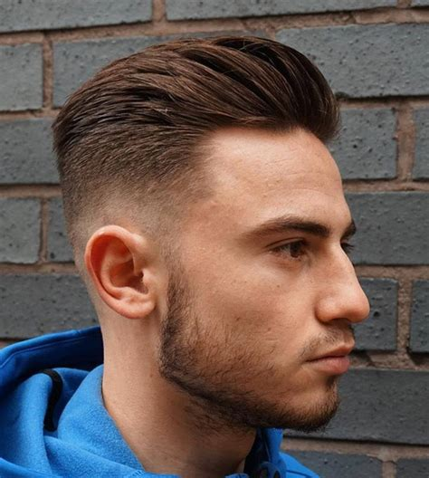 irish hairstyles for men shaved on sides long on top shaved sides haircuts for men men s hairstyles and
