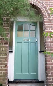 1930s Front Door A Classic 1930s Style Door Edwardian House