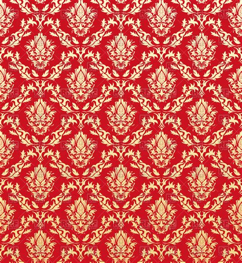 red pattern vector red damask vector www imgkid com the image kid has it