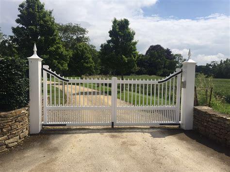 wooden swing gates gdr gates  doors