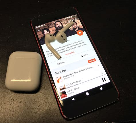 how to to android how to pair apple airpods to android devices
