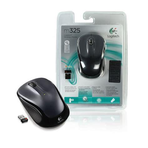 Sale Mouse Logitech Wireless Mouse M325 Murah logitech silver m325 wireless mouse 910 002142