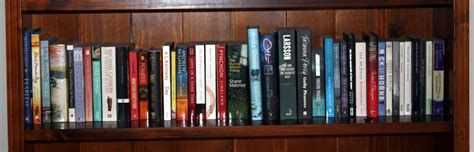 new bookcase all the books i can read