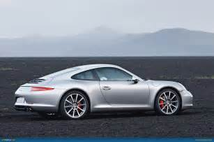 Pictures Of Porsches Ausmotive 187 Porsche 911 991 Compared To 997 In Pictures