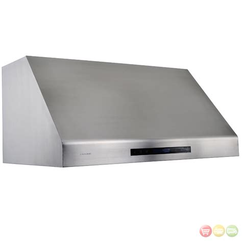 36 under cabinet range hood cavaliere contemporary range hood ap238 ps81 36