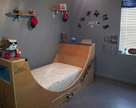 skateboard bedroom furniture skater bedroom ideas 1487