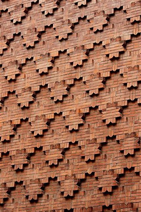 pattern in wall brick patterns on a wall turin italy pattern in small