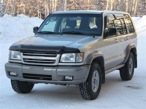 how make cars 1995 isuzu trooper parking system 2002 isuzu trooper photos 3500cc gasoline automatic for sale