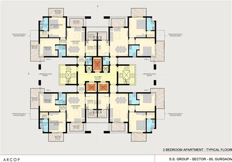 Apartment Blueprints by Apartment Plans India Stabygutt