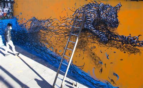daleast  mural  london
