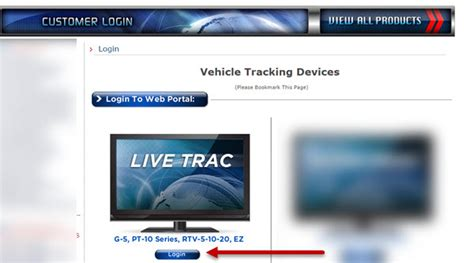 live login mobile liveviewgps live trac support how to login