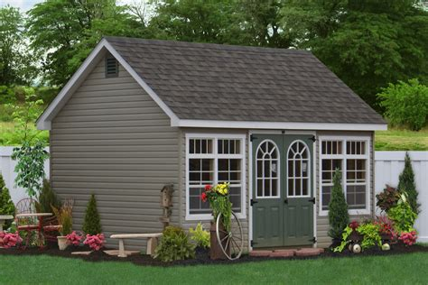 Great Shed by Extraordinary Sheds Unlimited Decorating Ideas