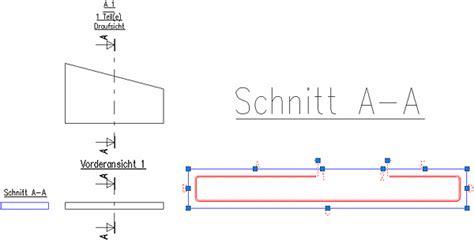 schnitt technische zeichnung autodesk advance concrete wof 252 r sind die segmentsperren da
