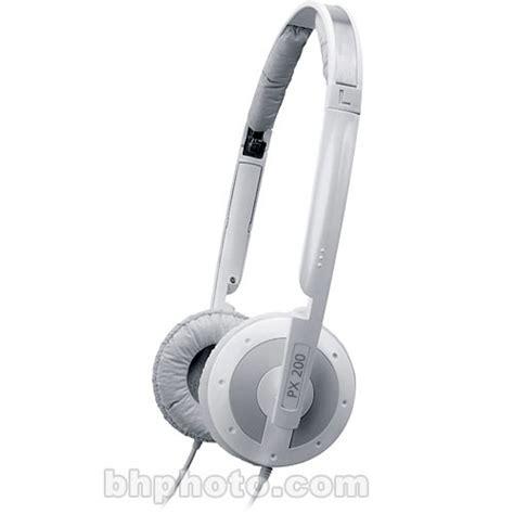 Headset Sennheiser Px 200 sennheiser px 200 folding mini stereo headphones white px200w