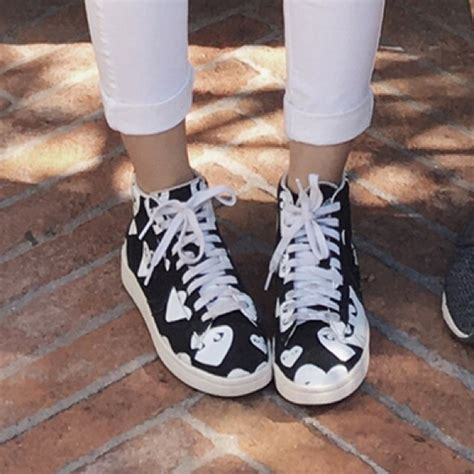 cdg sneakers 31 comme des garcons shoes cdg high top quot converse