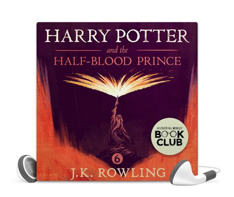 libro fm harry potter and the half blood prince featured audiobook