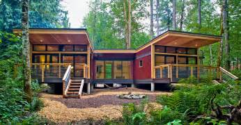 Small Home Kits Oregon M2 Prefab Home By Balance Architects From Method Homes