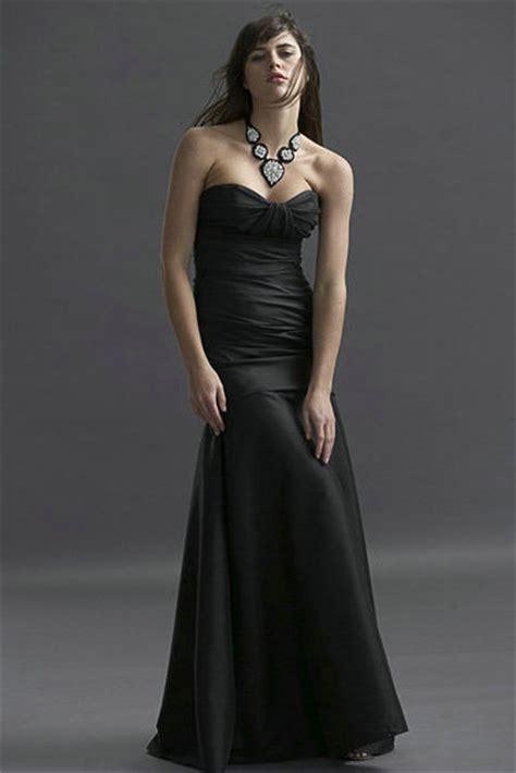Black Bridesmaid Dress by Bridesmaid Dresses Dressed Up