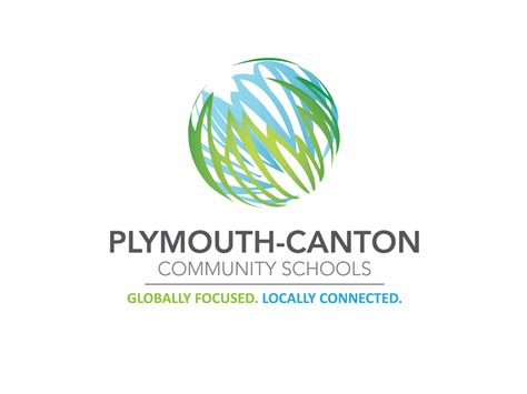plymouth canton schools logos branding graphic design king media in lansing
