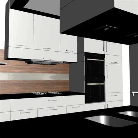 Ceiling Designs by Built In Kitchen Parts Design And Decorate Your Room In 3d