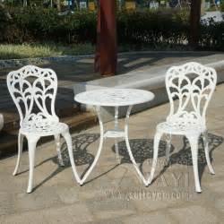 cast aluminium garden table get cheap metal garden furniture aliexpress