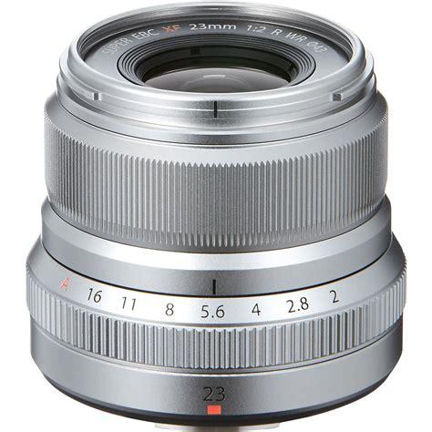 Fujifilm Fujinon Xf 23mm F2 R Wr Lensa Kamera fujifilm xf 23mm f2 r wr announced price 449 available for pre order lens rumors